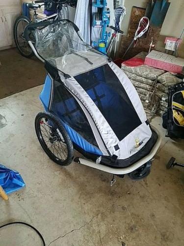 Kidarooz Bicycle Stroller Kit