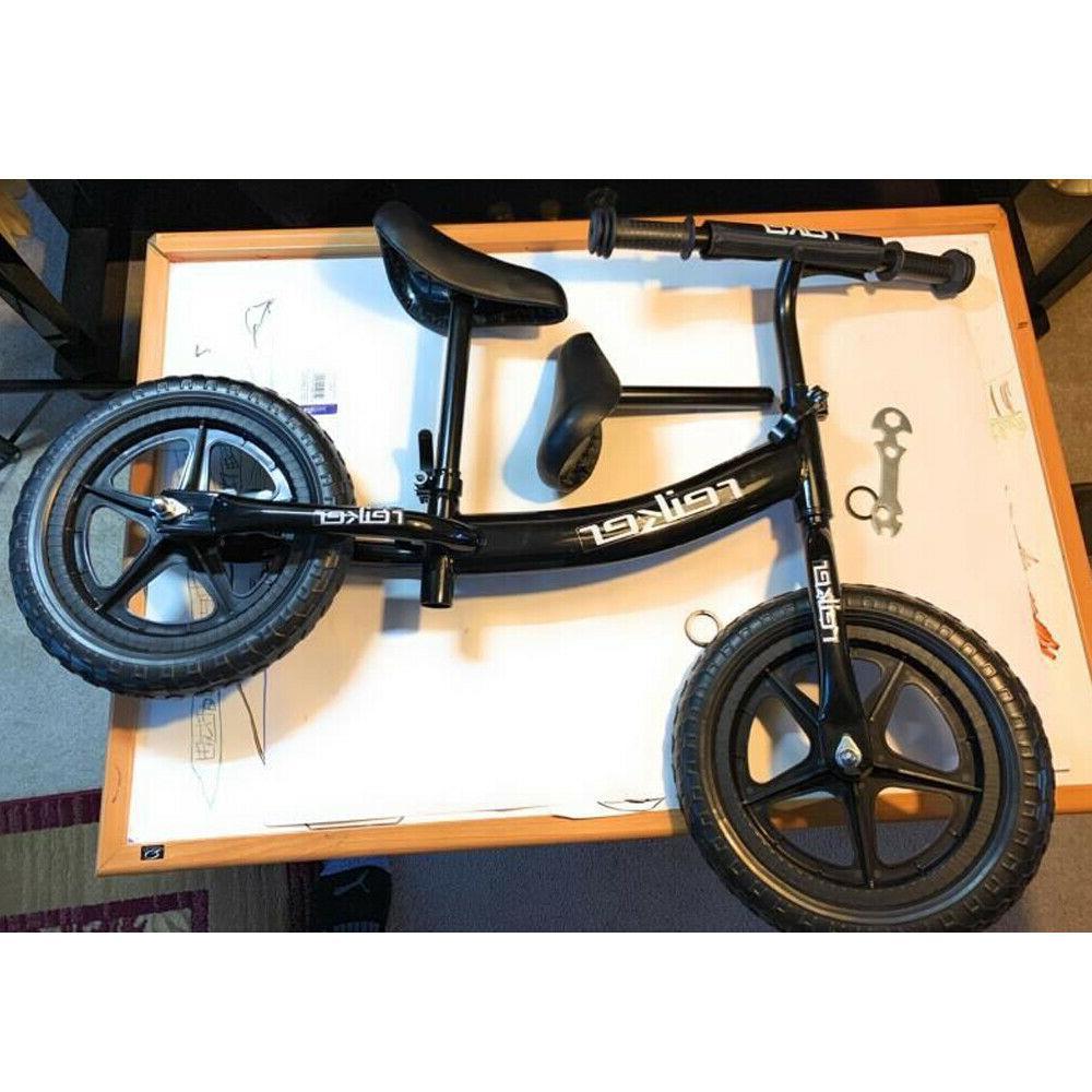 No-Pedal Training w/ Adjustable