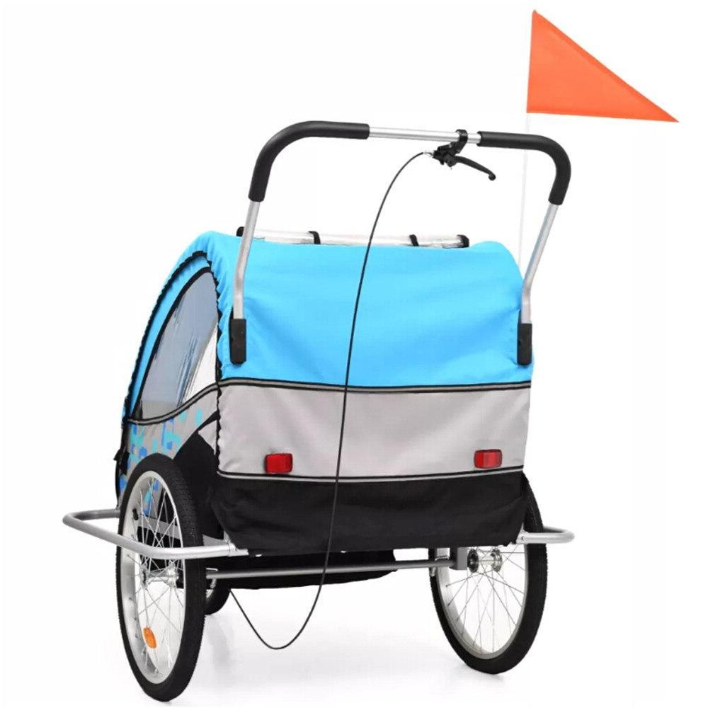 Lightweight Kids Bicycle <font><b>Trailer</b></font> Foldable <font><b>Bike</b></font> <font><b>Trailer</b></font> Stroller Months