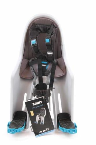 NEW Thule Ride Along Mini Rear Bicycle Child Seat Bike Handl