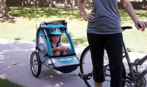 Allen Premier Series Bicycle Jogger Trailer