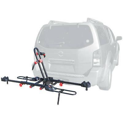 rack 2 bike hitch mount carrier trailer