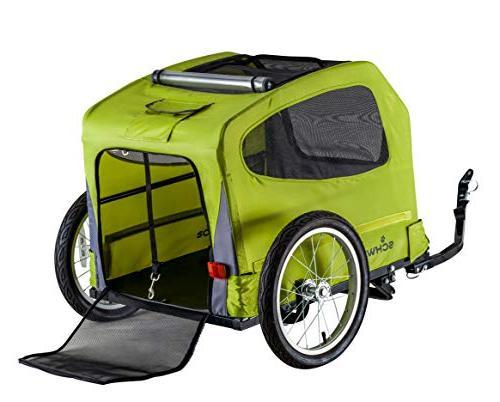 Schwinn Rascal Plus Foldable Bike Trailer 16-Inch