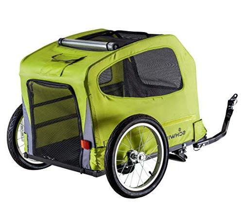 Schwinn Rascal Bike 16-Inch Wheels, Green/Grey