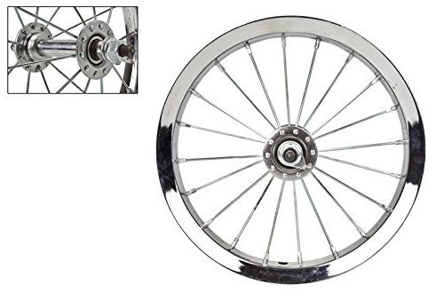 replacement front wheel