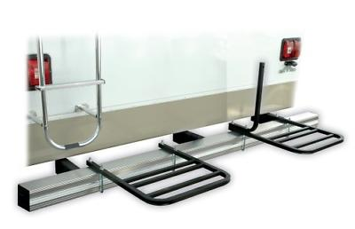 rv bumper rack