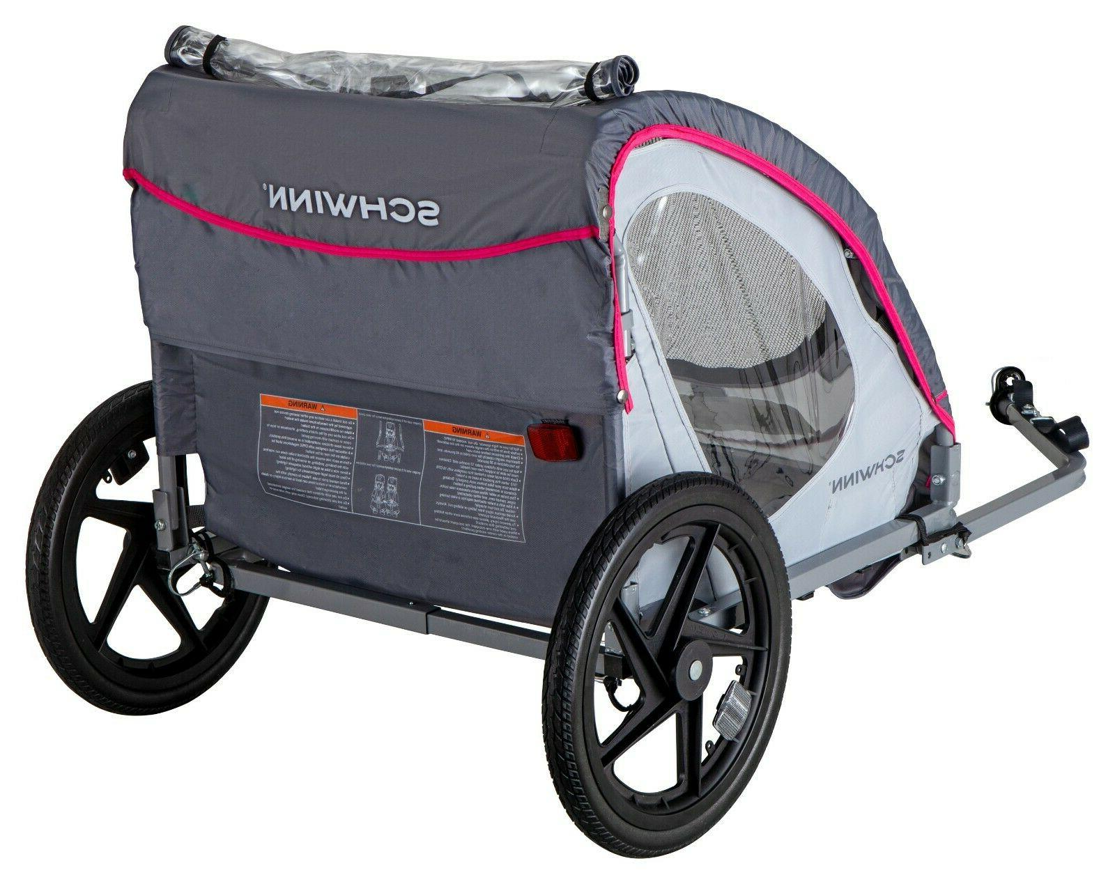 Schwinn Shuttle trailer 2