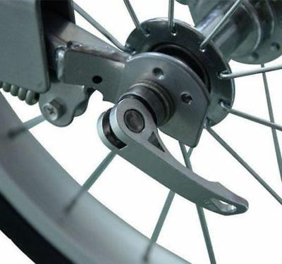 Single Bicycle Bike Cargo Trailer Carrier