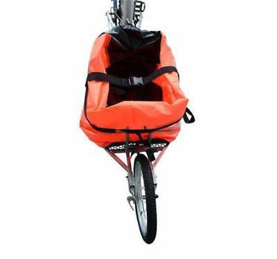 single wheel bicycle bike cargo