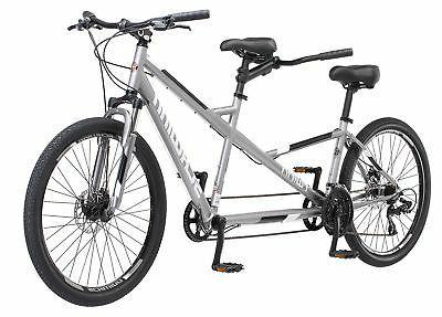 tandem road bike double seat