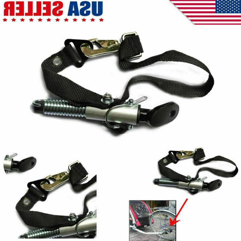 universal bike bicycle trailer coupler attachment hitch