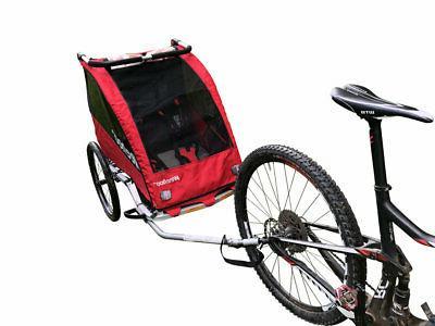 weego buggy bicycle trailer jogger