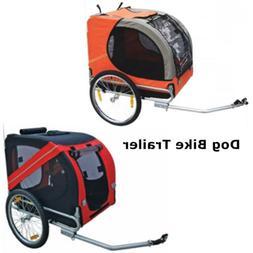 Large Dog Bike Trailer Pushchair Carrier Stroller Jogging Pe