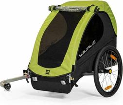 Burley Minnow, 1 Seat, Lightweight, Kids Bike-Only Trailer -
