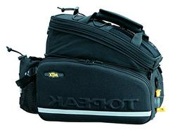 Topeak MTX TrunkBag DX Rack Bag Black New