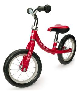 Burley Design MyKick Balance Bike, Fire Truck Red