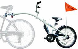 NEW WeeRide Co-Pilot Child Bike Bicycle Trailer Seat Copilot