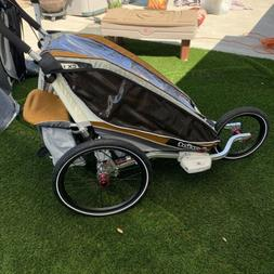 New With Tags Chariot CX1 Jogger, Stroller, Bike Trailer Com