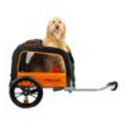 Pet Bike Trailer, Small and Medium Sized Dogs bicycle carrie