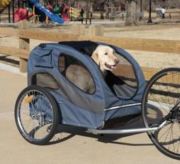 Solvit Pet Hound About Bicycle Trailer - Large
