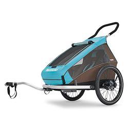 Croozer Premium Multisport Bike Child Trailer/Stoller/Jogger