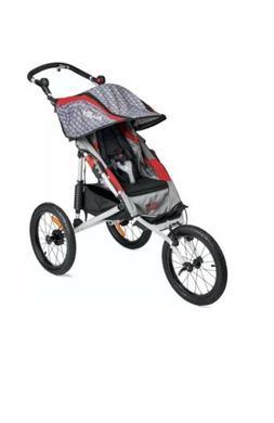 Allen Sports Premier Aluminum 1-Child Jogger Stroller-J1