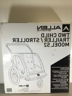 premier child bike trailer and stroller s2
