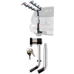 Allen Sports Premier Hitch Mounted 4-Bike Carrier and Master