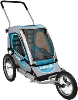 premier series bicycle jogger trailer