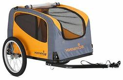 Schwinn Rascal Bike Pet Trailer, For Small and Large Dogs, S