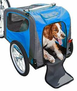 Schwinn Rascal Pet Trailer  Blue/Grey