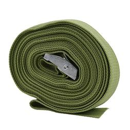 Dolland Ratchet Tie-Down Straps,16.4 Foot Heavy Duty Tension
