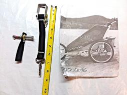 Chariot Retrofit Hitch Arm Backup Tether for Bike Trailer