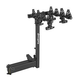 SportRack Ridge Swing 4-Bike Hitch-Mount Bike Rack