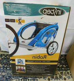 InStep Robin 2 Seat Bicycle Trailer ~ New in the Box!