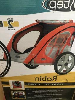 InStep Robin Bike Trailer 2 Seats