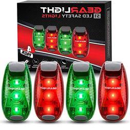GearLight S1 LED Safety Lights  for Boat, Bike, Dog Collar,