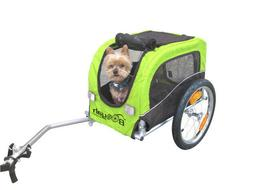 Booyah Strollers small pet dog bicycle bike trailer