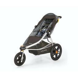 Solstice Baby Jogger Black/Grey 3091965000 Burley Transport