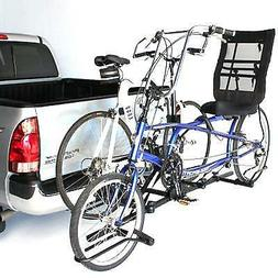 Hollywood Racks Sportrider Se Recumbent Hitch Rack, Black