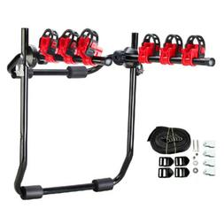 Strong 3 Bike Hitch Mount Rear Rack Car Carrier Truck Traile