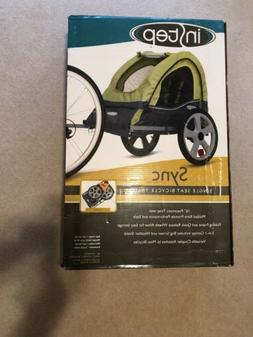 InSTEP Sync Single Bicycle Trailer, Green