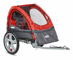 "InSTEP Sync Single Child Bike Trailer Durable 16"" Tire Bug S"