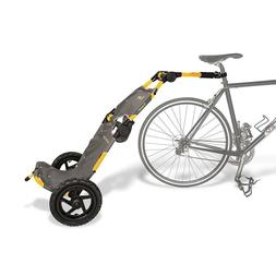 Burley Design Travoy Bike Trailer, Yellow
