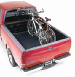 Top Line UG2500-2 Uni-Grip Truck Bed Bike Rack for 2 Bike Ca