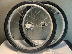 Thule Wheel assembly - 40mm hub- dished-CGR/CHE 12-x Kenda P