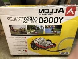 Allen Sports YooGo CZ2 Bicycle Cargo Trailer & Cart - 70lb c
